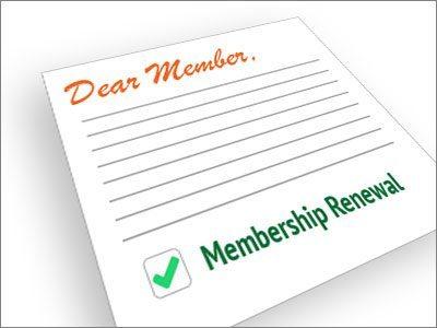 2020 Membership Dues Reminder | Vereinigung Erzgebirge